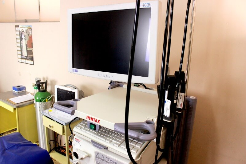 imagen de endoscopio HD i10
