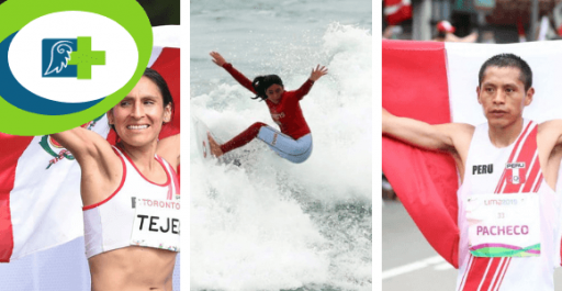 medallistas peruanos panamericanos lima 2019