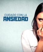mujer con expresion de ansiedad